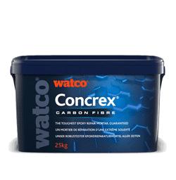 Concrex Carbon Fibre