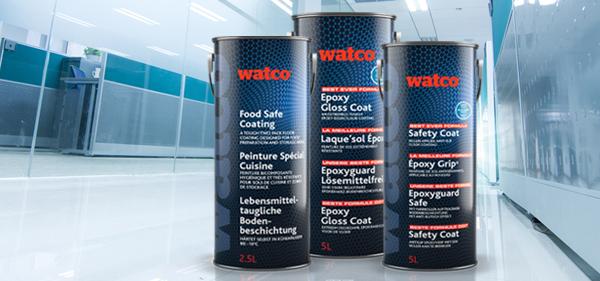 Hygienic coatings and repair