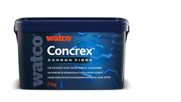 Concrex® Carbon Fibre epoxy repair mortar