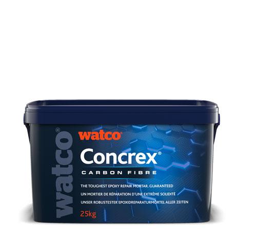 Concrex Carbon Fibre epoxy repair mortar