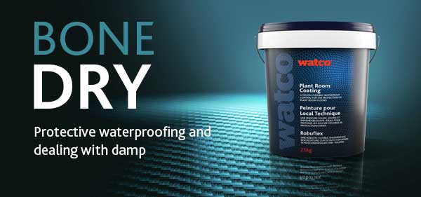 Damp and Waterproofing Advice