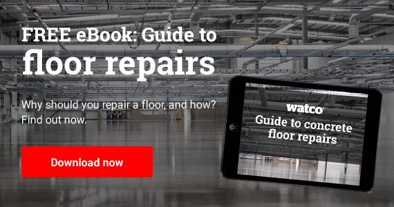 eBook guide to concrete floor repairs