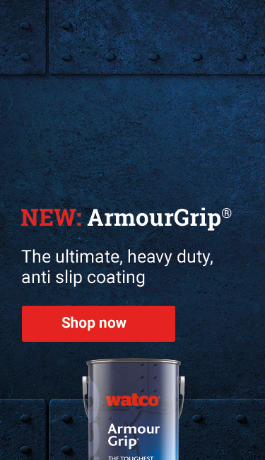 ArmourGrip our ultimate anti slip coating for heavy wear areas