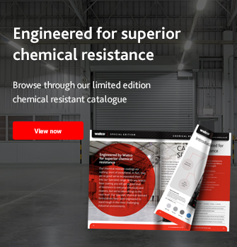 Engineered for Superior chemical resistance
