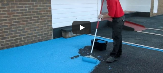 Anti Slip Traffic Paint – How to Make Asphalt and Tarmac Safe With Anti Slip Paint
