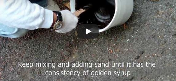 Asphalt Crack Filler – How to Repair Asphalt Cracks