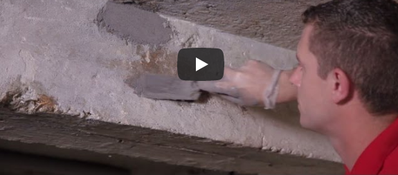 Concrex Vertical - How to Repair Holes in Concrete Walls and Pillars