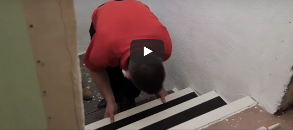 Firm-Step Step Covers – How to Make Steps Safe With Slip Resistant Stair Treads