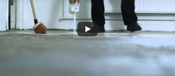 Flowtop – How to Easily Resurface a Concrete Floor