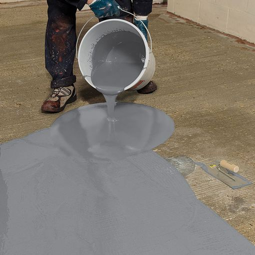 Watco Resiflow Anti Slip - Mid Grey image 2