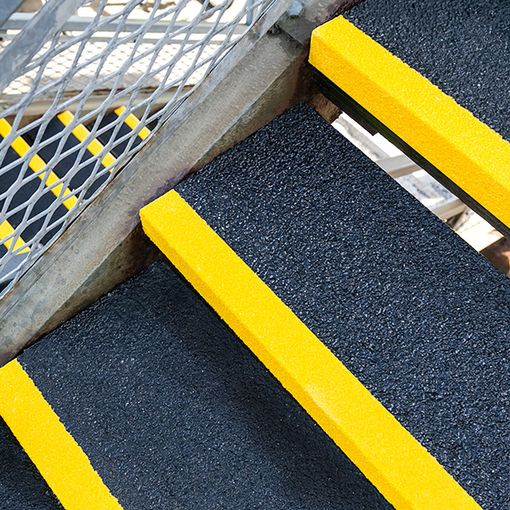 Watco Firm-Step® Heavy Duty GRP Step Covers image 1