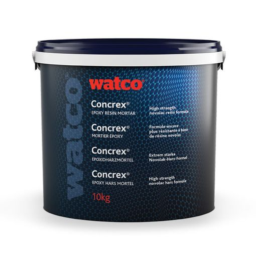 Watco Concrex Epoxy Repair Mortar image 1