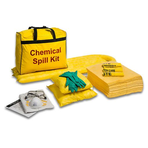 Watco Spill Kit Bag for Oil and General Spills