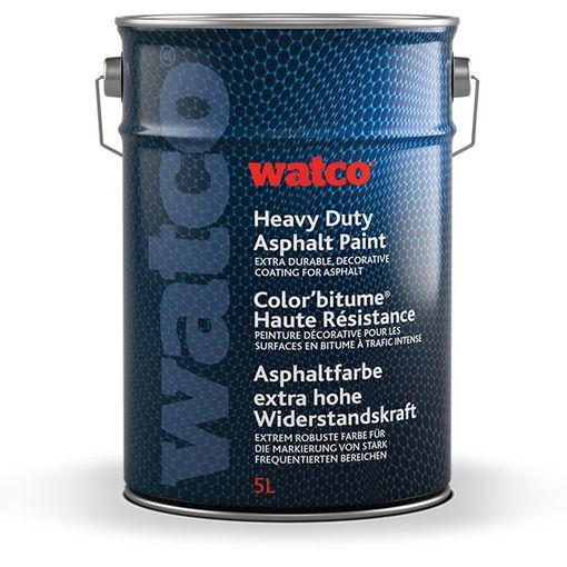 Heavy Duty Asphalt Paint BLACK 5L