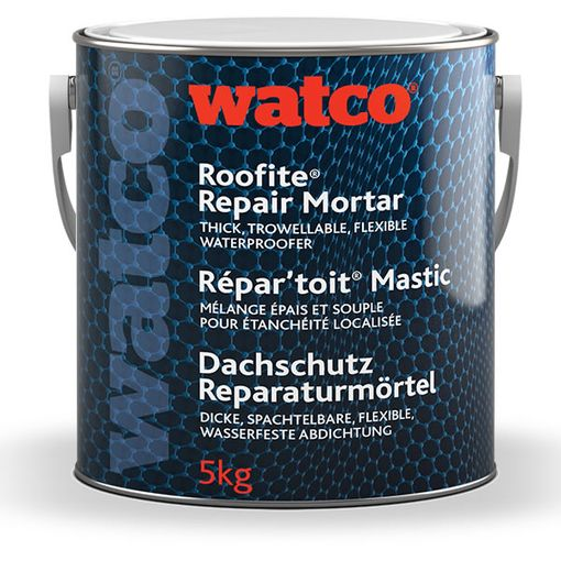 Watco Roofite Repair Mortar