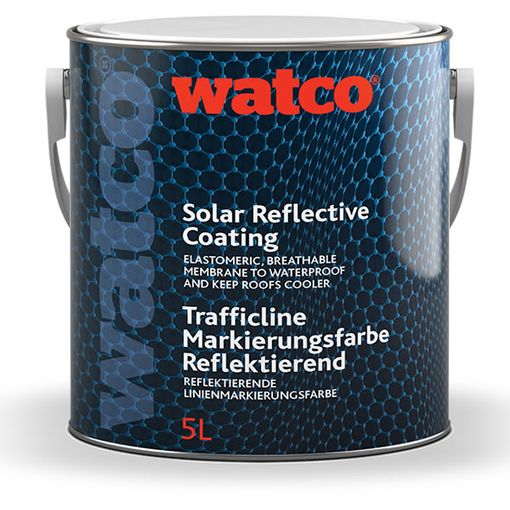 Watco Solar Reflective Coating