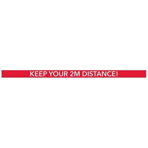 Watco Keep 2m Distance Floor Marker