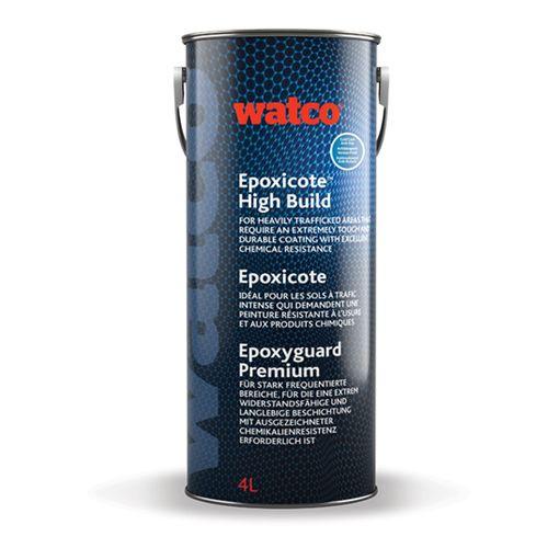 Watco Epoxicote High Build Cold Cure Anti Slip