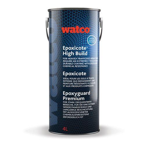 Watco Epoxicote High Build Cold Cure