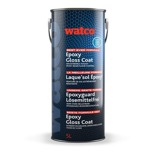 Watco Epoxy Gloss Coat Hygienic image 1