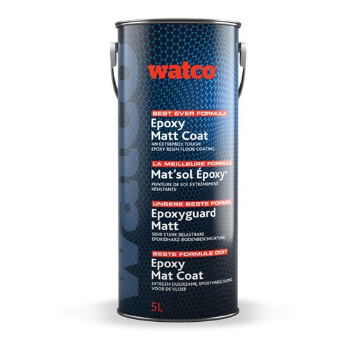 Watco Epoxy Matt Coat image 1