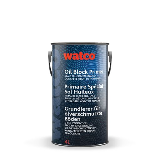 Watco Oil Block Primer