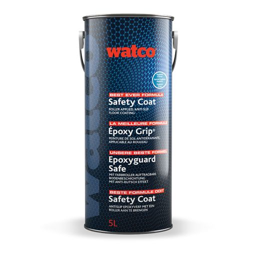 Watco Safety Coat Coarse Hygienic image 1