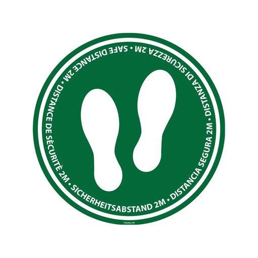 Watco Social Distance Floor Marker