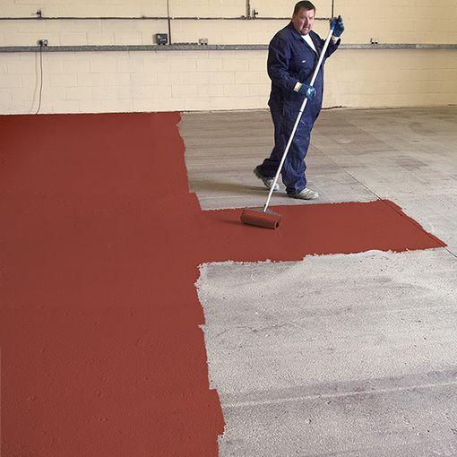 Watco Matt Concrete Floor Paint image 2