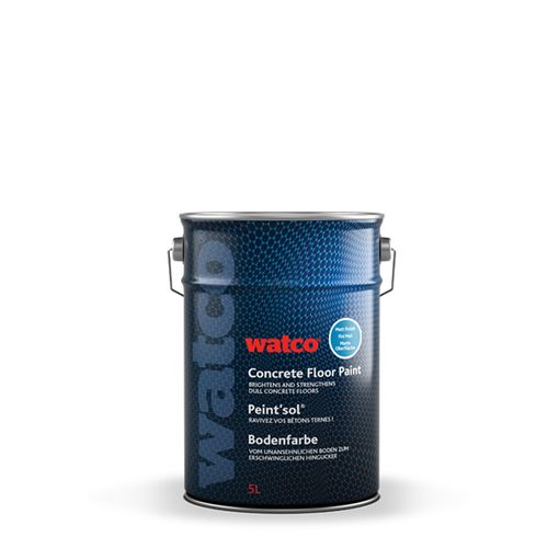 Watco Matt Concrete Floor Paint image 1