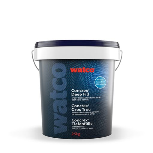 Watco Concrex Cold Set Deep Fill