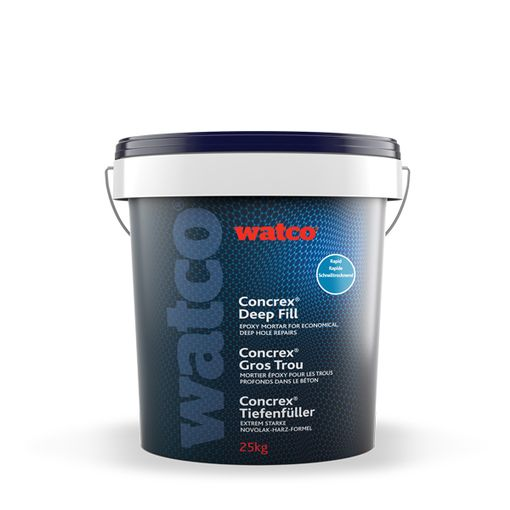 Watco Concrex Deep Fill Rapid image 1