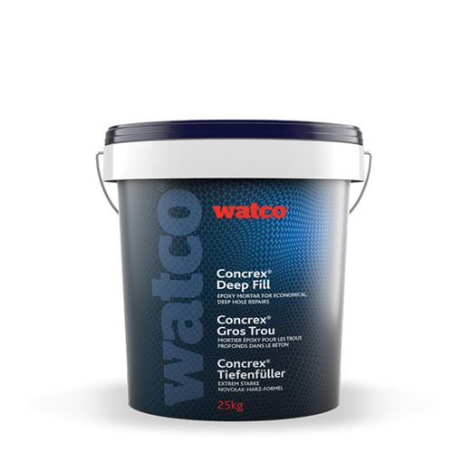 Watco Concrex Deep Fill