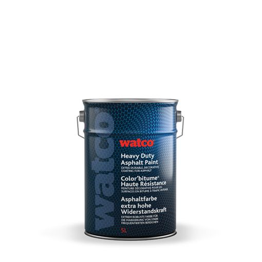 Watco Heavy Duty Asphalt Paint image 1