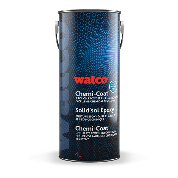 Watco Chemi-Coat Acid Strength