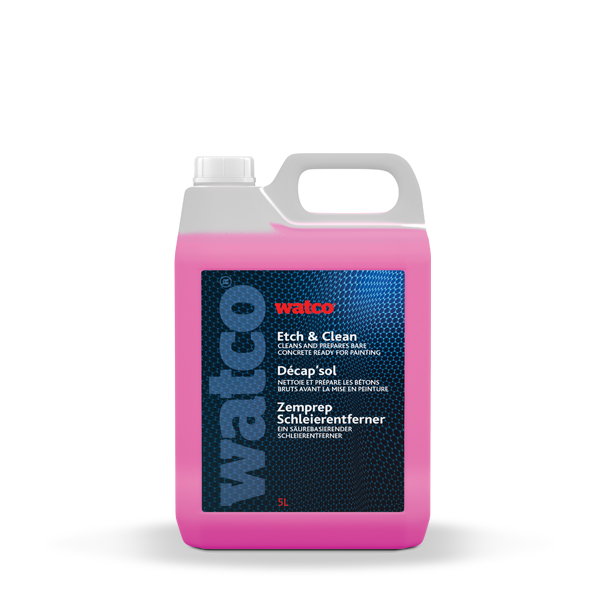 Watco Etch & Clean
