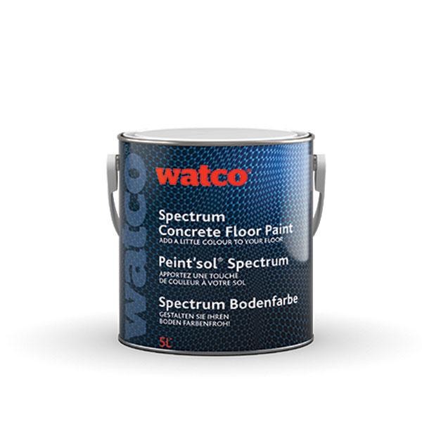 Spectrum Concrete Floor Paint 5l Watco